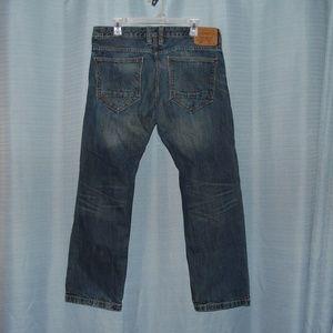 Men Levi's Jeans 514 Slim Straight Size 36X30